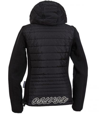 Jacke Pro Shield black back