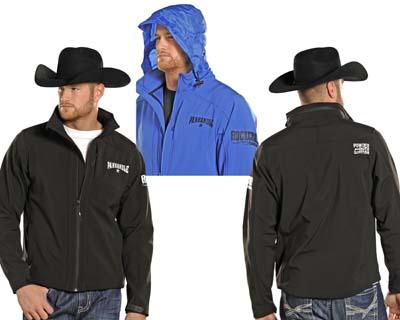 Jacke Cowboy Details