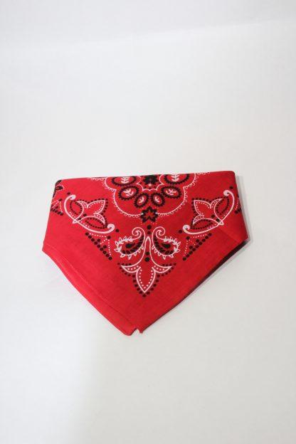 Bandana groß rot