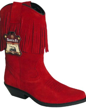 Stiefel 7500 rot