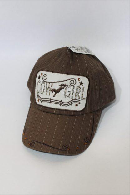 Cape Cowgirl Brown