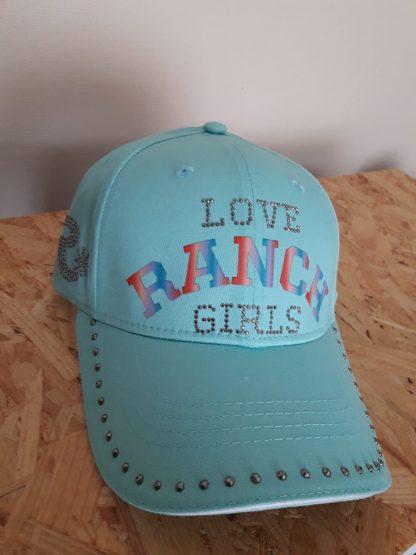 Cape Love Ranchgirls türkis