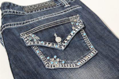 Jeans Eva hinten