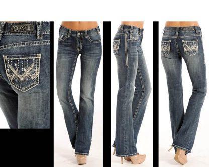Jeans Joanna Details