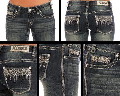 Jeans Mila Details