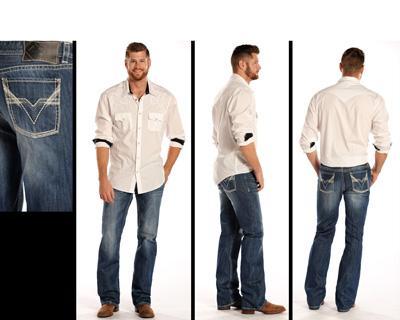 Jeans Rico Details