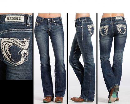 Jeans Julia groß