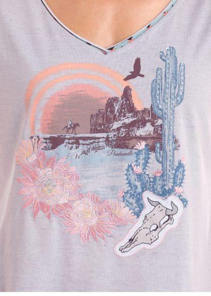 T-Shirt Mexico Details