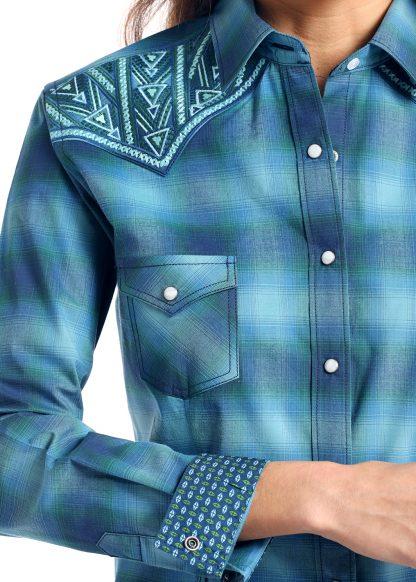 Bluse Peoria Details