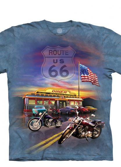 T-Shirt Route 66