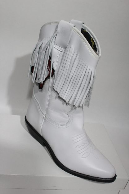 Stiefel 7500 white