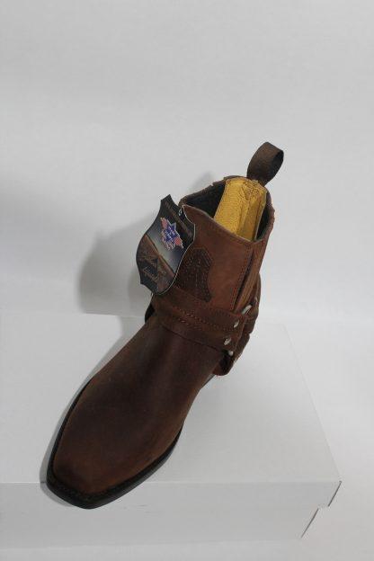 Stiefel WB-03 Detail