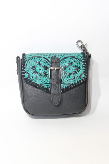 Crossbody Tasche L117 black