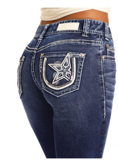 Jeans Ragna back