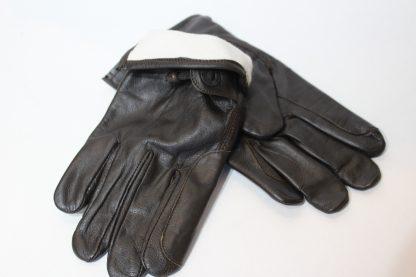 Handschuhe WG-302 braun Details