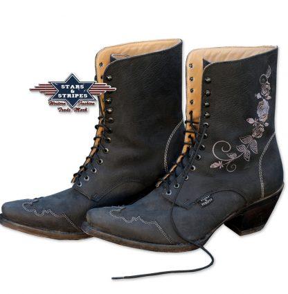 Stiefel Rosie Black Details