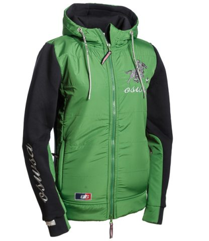 Women Jacke Pro Shield grün
