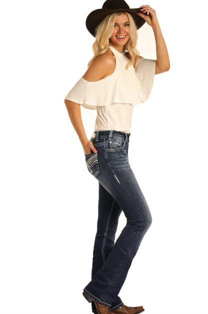 Jeans Merida rechts