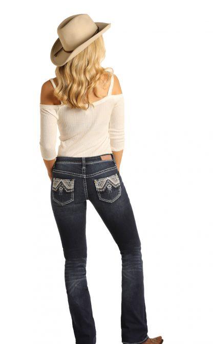 Jeans Tunja back