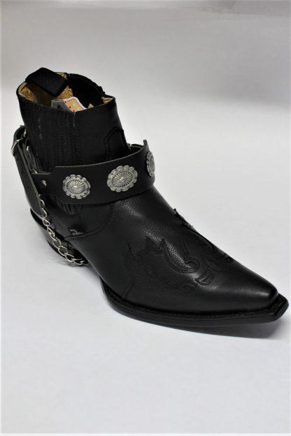 Stiefel Bänder Conchos