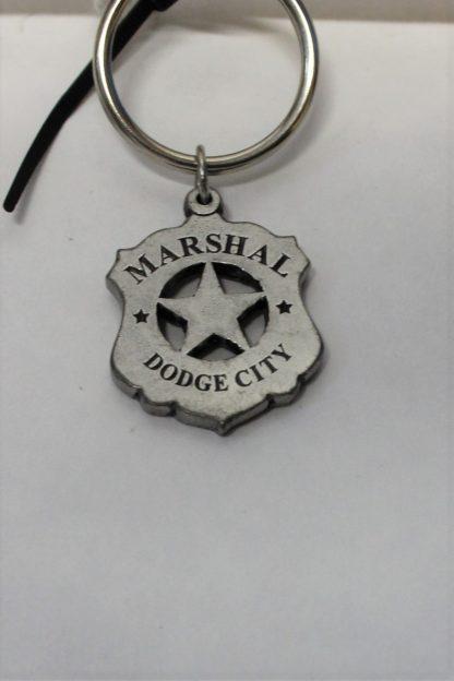 Schlüsselanhänger Marshal Dodge