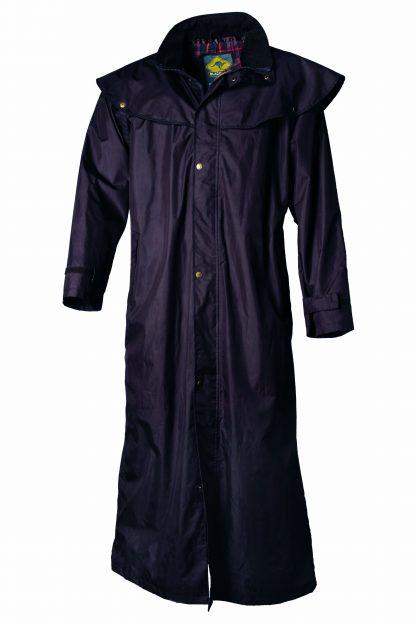 Stockman Coat braun
