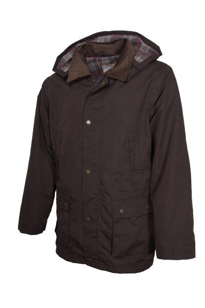 Kimberly Jacket Details
