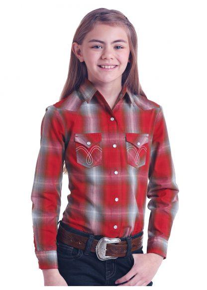 Cowgirl Bluse Newada