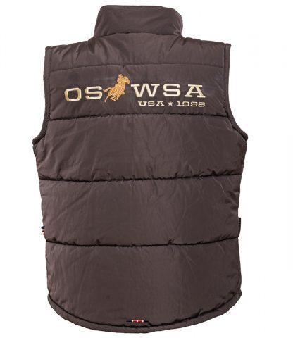OSWSA Men Weste back